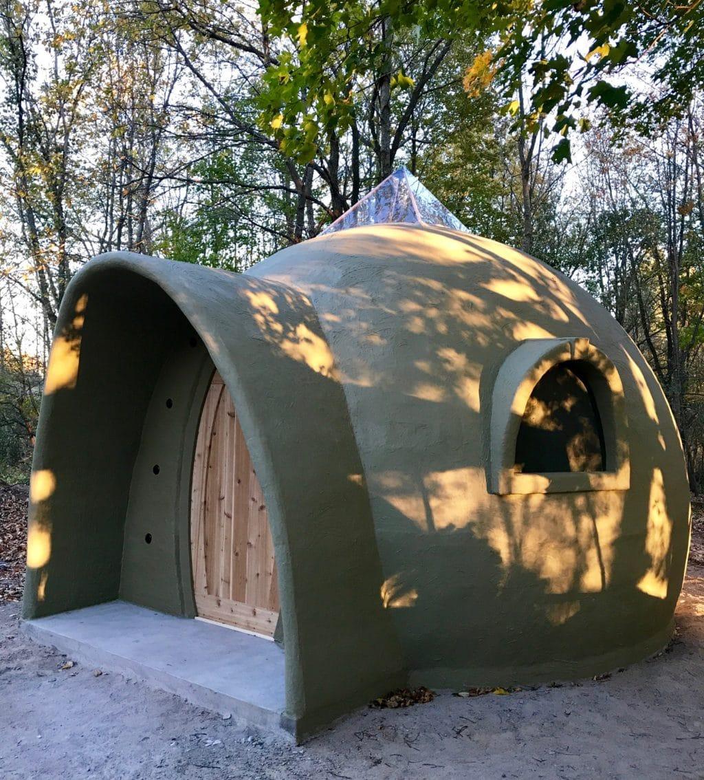 Aircrete Dome Costa Rica